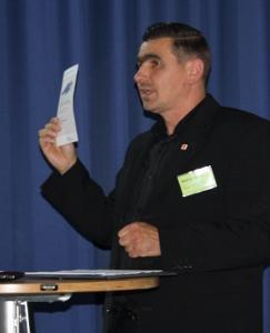 Marco Rösler - stellv. Vorsitzender des BfK