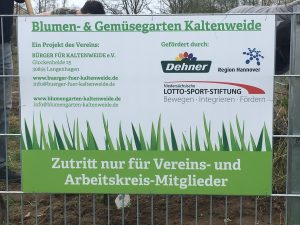 Blumen- & Gemüsegarten Kaltenweide